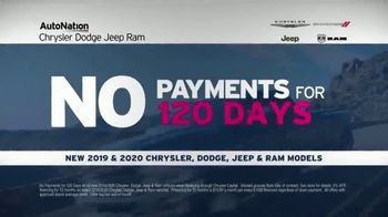AutoNation Chrysler Dodge Jeep RAM TV Spot, 'Save Like Never Before' - Thumbnail 4