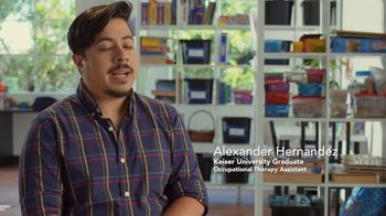 Keiser University TV Spot, 'The Hernandez Family: Occupational Therapy Assistant' - Thumbnail 8