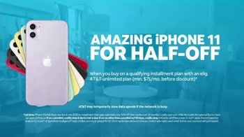 AT&T Wireless TV Spot, 'WFH Tip: iPhone 11' - Thumbnail 10