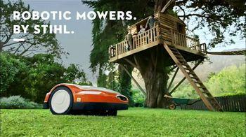 STIHL TV Spot, 'Robotic Mowers: Treehouse'