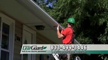LeafGuard of Colorado $99 Install Sale TV Spot, 'Protecting Your Home From Water Damage' - Thumbnail 3