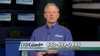 LeafGuard of Colorado $99 Install Sale TV Spot, 'Protecting Your Home From Water Damage' - Thumbnail 8