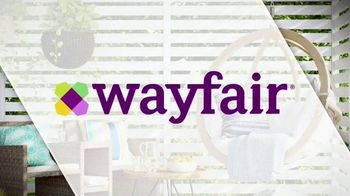 Wayfair TV Spot, 'DIY Network: Vacation-Worthy Backyard' - Thumbnail 6