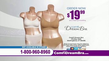 Comfi Dream Bra Warehouse Sales Event TV Spot, 'Comfort Bras up to 65 Percent Off' - Thumbnail 10