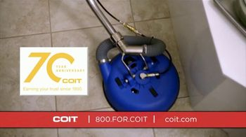 COIT TV Spot, 'Disinfect and Deep Clean' - Thumbnail 6