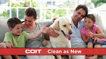 COIT TV Spot, 'Disinfect and Deep Clean' - Thumbnail 8