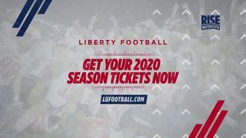 Liberty University TV Spot, 'LU Football 2020 Season Tickets' Song by Vance Westlake - Thumbnail 9