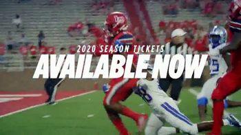 Liberty University TV Spot, 'LU Football 2020 Season Tickets' Song by Vance Westlake - Thumbnail 7