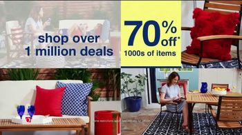 Overstock.com Memorial Day Blowout TV Spot, 'Over One Million Deals: Safavieh'
