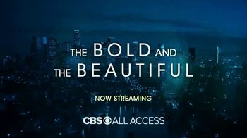 CBS All Access TV Spot, 'The Bold and the Beautiful' - Thumbnail 9