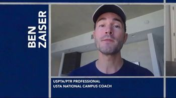 United States Tennis Association (USTA) TV Spot, 'Hit Hard' Featuring Ben Zaiser, Jorge Capestany - 179 commercial airings