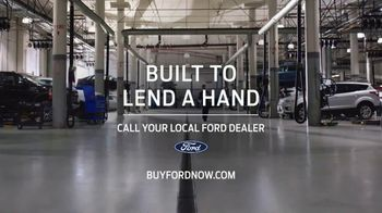 Ford TV Spot, 'Our Part: Ford Service' [T2] - Thumbnail 9