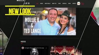 Mollie B TV Spot, 'New Website' - 123 commercial airings