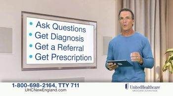 UnitedHealthcare TV Spot, 'See the Doctor Without Missing the Game' Featuring Doug Flutie - Thumbnail 4
