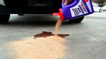 Super Clean Floor Absorbent TV Spot, 'Watch the Spill Absorb in Minutes' - Thumbnail 4