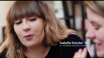 St. Catherine University TV Spot, 'Powering Lives of Meaning: Isabella' - Thumbnail 2