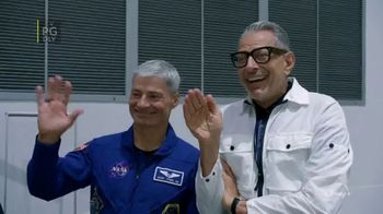Disney+ TV Spot, 'The World According to Jeff Goldblum' - Thumbnail 3
