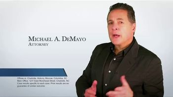 Law Offices of Michael A. DeMayo TV Spot, 'Hit the Reset Button' - Thumbnail 1