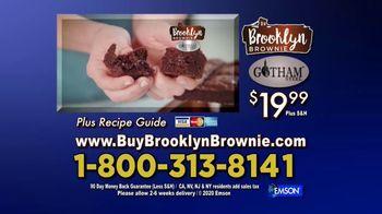 Brooklyn Brownie Gotham Steel TV Spot, 'Bake, Slice and Serve: Recipe Guide' - Thumbnail 10
