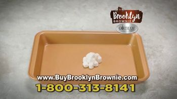 Brooklyn Brownie Gotham Steel TV Spot, 'Bake, Slice and Serve: Recipe Guide' - Thumbnail 4