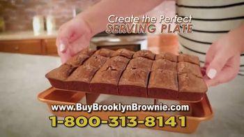 Brooklyn Brownie Gotham Steel TV Spot, 'Bake, Slice and Serve: Recipe Guide' - Thumbnail 5