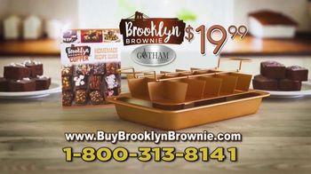 Brooklyn Brownie Gotham Steel TV Spot, 'Bake, Slice and Serve: Recipe Guide' - Thumbnail 9