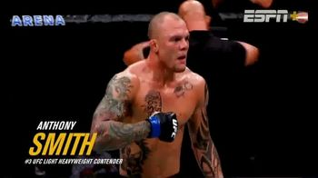 ESPN+ TV Spot, 'UFC Fight Night: Smith vs. Teixeira' - Thumbnail 4