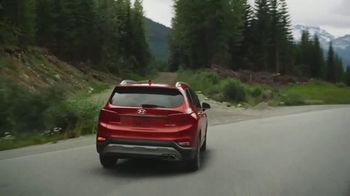 2020 Hyundai Santa Fe TV Spot, 'The Journey: Built to Last' Song by Johnnyswim [T2] - Thumbnail 4