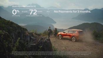 2020 Hyundai Santa Fe TV Spot, 'The Journey: Built to Last' Song by Johnnyswim [T2] - Thumbnail 9