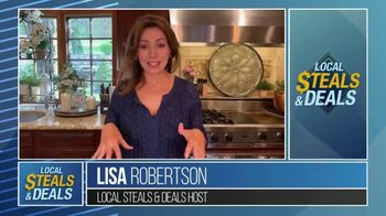 Local Steals & Deals TV Spot, 'Three Different Sizes: Lotus Trolley Bags' Featuring Lisa Robertson - Thumbnail 1