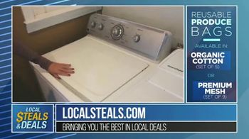 Local Steals & Deals TV Spot, 'Three Different Sizes: Lotus Trolley Bags' Featuring Lisa Robertson - Thumbnail 3