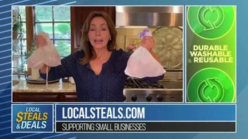 Local Steals & Deals TV Spot, 'Three Different Sizes: Lotus Trolley Bags' Featuring Lisa Robertson - Thumbnail 5