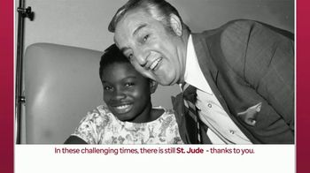 St. Jude Children\'s Research Hospital TV Spot, \'Challenging Times: Danny Thomas\'