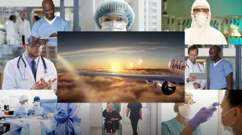 Qatar Airways TV Spot, 'United in Dedication, We Share Our Gratitude' - Thumbnail 5