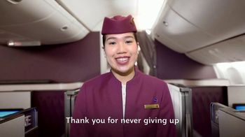 Qatar Airways TV Spot, 'United in Dedication, We Share Our Gratitude' - Thumbnail 6