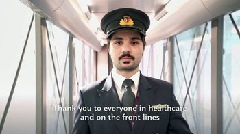 Qatar Airways TV Spot, 'United in Dedication, We Share Our Gratitude' - Thumbnail 8