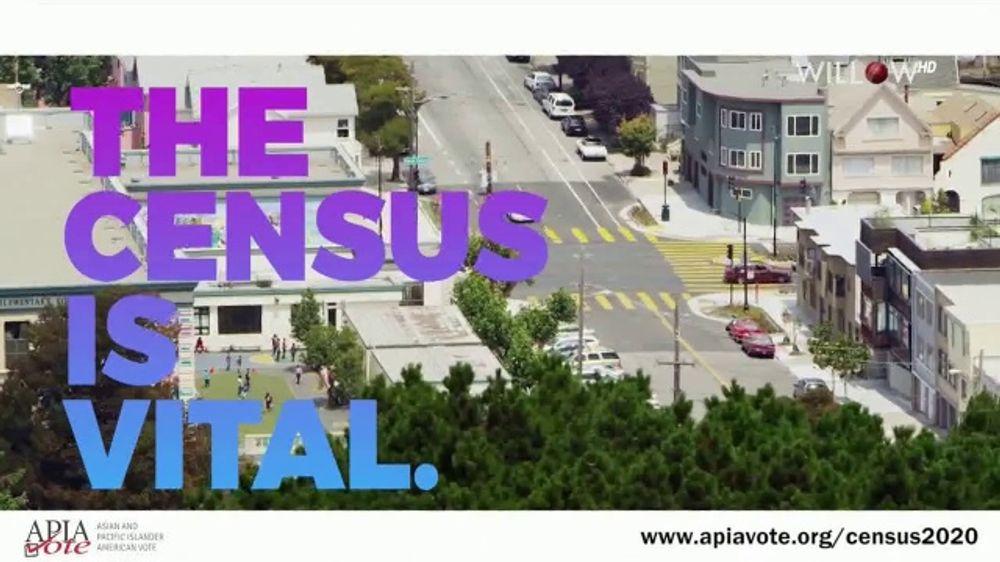 U.S. Census Bureau TV Commercial, 'Asian and Pacific Islander American Vote'