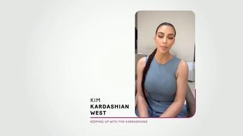 The More You Know TV Spot, 'COVID-19: Social Distancing' Feat. Luis Fonsi, Kim Kardashian West, Nick Jonas, Song by Rachel Platten - Thumbnail 3