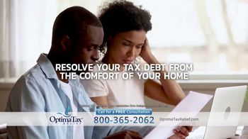 Optima Tax Relief TV Spot, 'Resolve Your Tax Debt From Home: Louie' - Thumbnail 7