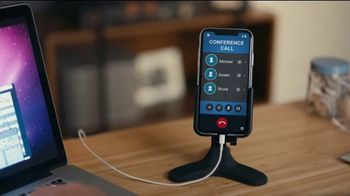 WeatherTech CupFone and DeskFone TV Spot, 'Mobile Phone Protection'