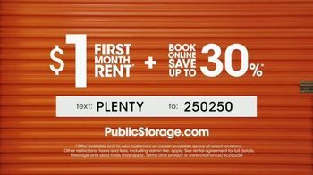 Public Storage TV Spot, 'Space Exploration: Save up to 30 Percent' - Thumbnail 9