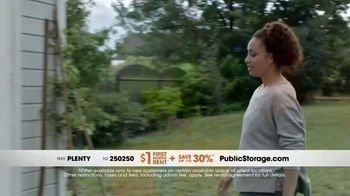 Public Storage TV Spot, 'Space Exploration: Save up to 30 Percent' - Thumbnail 3
