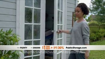 Public Storage TV Spot, 'Space Exploration: Save up to 30 Percent' - Thumbnail 4