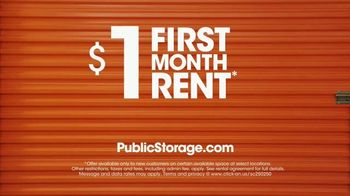 Public Storage TV Spot, 'Space Exploration: Save up to 30 Percent' - Thumbnail 8