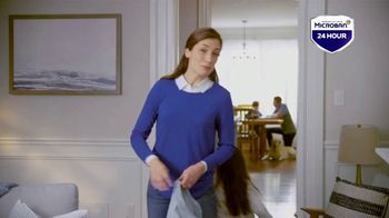 Microban 24 Hour TV Spot, 'Eliminar las bacterias' [Spanish] - Thumbnail 1
