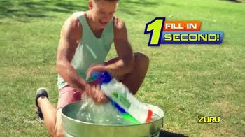 Zuru X-Shot Fast-Fill TV Spot, 'Rapid-Seal Technology'