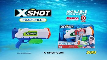 Zuru X-Shot Fast-Fill TV Spot, 'Rapid-Seal Technology' - Thumbnail 9