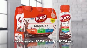 Boost High Protein TV Spot, 'Count On: Boost Mobility' - Thumbnail 10