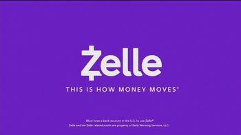 Zelle TV Spot, 'Live!: Hero of the Day' - Thumbnail 5