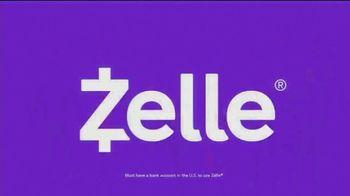 Zelle TV Spot, 'Live!: Hero of the Day' - Thumbnail 1